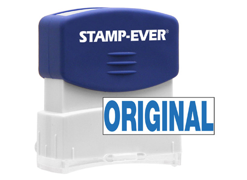 Stock Title Stamp - Original