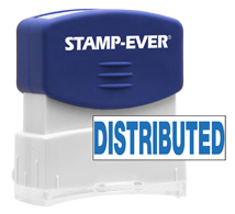 Stock Title Stamp - Distributed