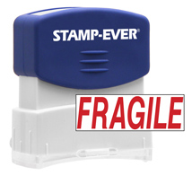 Stock Title Stamp - Fragile